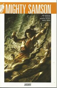 Mighty Samson Volume 1: Judgment by Jim Shooter (Paperback, 2014)