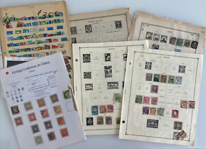 Japan Stamps Collection Lot MX1