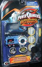Power Rangers Operation Overdrive Mercury Morpher New Factory Sealed 2007