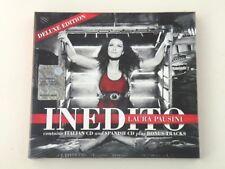 LAURA PAUSINI - INEDITO - 2 CD DIGIPACK DELUXE EDITION WARNER 2011 - NUOVO - DP