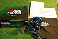 Abu Garcia Bait reel BLUEMAX 3 for boat Hune Right From Stylish anglers japan