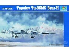 ◆ Trumpeter 1/72 01601 Tupolev Tu-95MS Bear-H