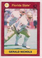 1991 Collegiate Collection Gerald Nichols Florida State