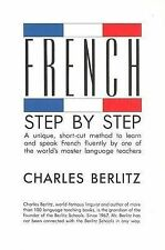 USED (GD) French Step-By-Step: A Unique, Short-Cut Method to Learn and Speak Fre