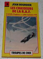 AVIATION / LES CHASSEURS DE LA R.A.F. / BATAILLE ANGLETERRE 1940 MESSERSCHMITT