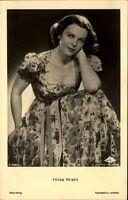 Schauspielerin Kino Film Ross-Verlag ~1930 Porträt-AK Nr. 3386/1 Hilde KRAHL