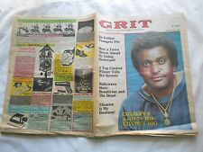 GRIT-OCTOBER 26,1980-CHARLEY PRIDE-CHARLEY'S A HIT IN THE KITCHEN TOO
