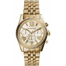 Michael Kors MK5556 Lexington Oro Braccialetto Orologio Cronografo Donna