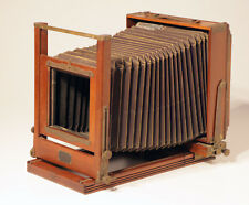 Kodak  Eastman View No. 2, 8X10 View Camera, Excellent Wood and Brass Fittings