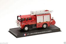 Camion sapeurs pompiers 1999 FPTHR RENAULT M210-14 CAMIVA 1:72 Delprado CBO027