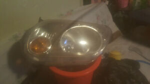 Chevy HHR Driver-side (Left) Headlight-USED