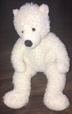 Sunkid Weltbild Teddybär Eisbär Weiß Schwarz Stofftier Plüschtier Kuscheltier