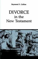 Divorce in the New Testament Good News Studies Vol38 Paperback Book Religion NEW