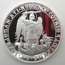 Commemorative Coin Ukraine Silver Coins Demonstrations Hero Kill Dragon Edward