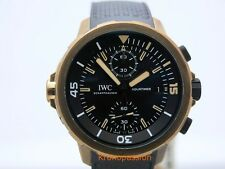 IWC Aquatimer Chronograph Charles Darwin Expedition 44mm Ref.IW379503 New
