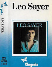 LEO SAYER LEO SAYER CASSETTE ALBUM Pop Rock, Disco