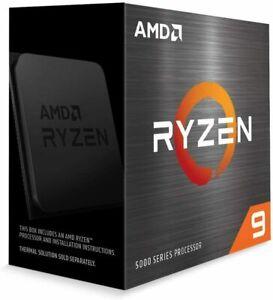 AMD Ryzen 9 5900X Desktop Processor (4.8GHz, 12 Cores, Socket AM4) Box - Used