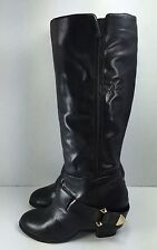 Fergie Women's Black Knee High Fashion Boots Shoe Size 6 M NEW!