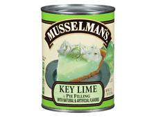 MUSSELMAN'S KEY LIME PIE FILLING 595G X 2  - US IMPORT - UK SELLER