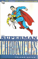 Superman Chronicles Volume 7  SC TPB   NEW  OOP
