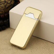 Gold Cigar Butane Gas Refillable Lighter Jet Flame Fashion Cigarette Lighter P01