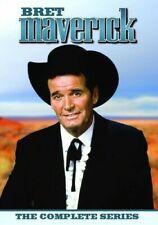 Bret Maverick The Complete Series DVD 5 Disc Set 2014 Region 1