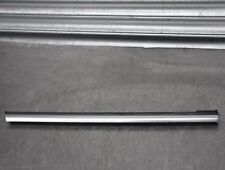 Audi A4 B6 B7 Convertible Cabriolet Rear Left Outer Chrome Window Seal Trim