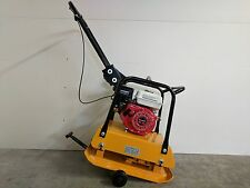 HOC C120- PLATE TAMPER COMPACTOR 18 IN + WHEEL KIT + 40 CM DEPTH  2 YR WARRANTY