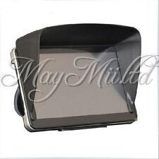Universal GPS Navigation 7 inch Car Sun Shade Screen Anti Reflective Housing 30