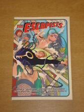 ESCAPISTS DARK HORSE BOOKS STEVE ROLSTON GRAPHIC NOVEL 9781595823618