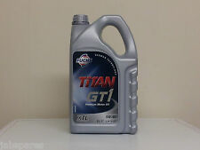Fuchs TITAN GT1 5w40 XTL® Technology Fully Approved to BMW Long Life 04 5Ltr
