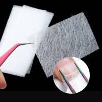 10x Nail Care Fiberglass Silk Nails Wrap Sticker for Gel Extension Nail Art Tool