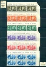 "RC_10_25. ITALY. Blocks of 1941 ""PATTO ITALIA-GERMANIA"" set. MNH"
