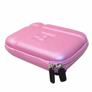"""EVA Shockproof Hard Travel Carrying Case for 5.2"""" 5"""" Garmin GPS Navigator Holder"""