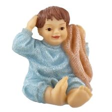 Poly resin Dolls house figure  Scotty