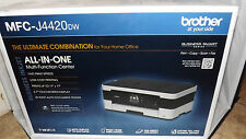 NEW Brother MFCJ4420DW Wireless Color Inkjet All-In-One Printer