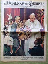 La Domenica del Corriere 11 Gennaio 1959 James Dean Marilyn Monroe Tony Dallara