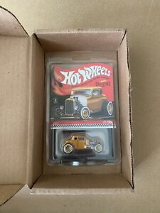 NEW 2021 Hot Wheels RLC Special Edition '32 Ford Deuce Coupe #02786/17500