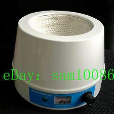 3000ml,600W,110V,Electric Heating Mantle,Temperature Control,US plug,Lab,Chem