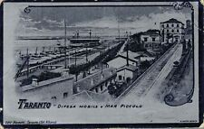 Italy - Taranto Difesa Mobile Mar Piccolo 03.06