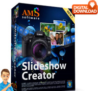 Photo Slideshow Creator Software – Create Videos – Edit Effects – Video Editing