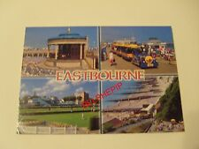 Eastbourne, East Sussex, Postcard, Posted 2007
