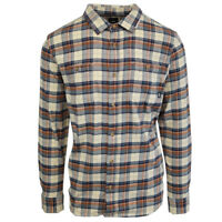 Vans Off The Wall Natural Sequoia Banfield III L/S Flannel Shirt (Retail $54.50)