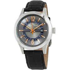 Lucien Piccard Oxford Gunmetal Dial Men's Watch LP-40020-014-RA