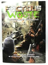 Factious Waste Rulebook Wasteland Gang War Skirmish Game Rules Book Trash Runner