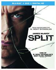 SPLIT (James McEvoy) - BLU RAY - Region free