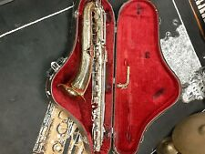 KING ZEPHER baritone saxophone