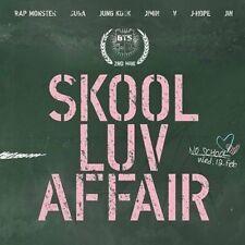 BTS 2nd Mini Album Skool Luv Affair CD 115p Booklet Photocard K-pop