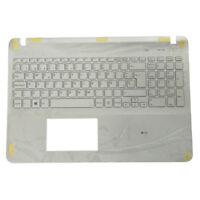 FOR sony SVF1521AGXB SVF154 SVF153A1YM SVF153B1Y SP Spanish white keyboard