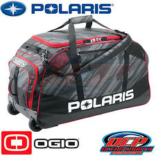 NEW PURE POLARIS OGIO 8800 TRUCKER ROLLER BAG - RZR 800 900 1000 TURBO